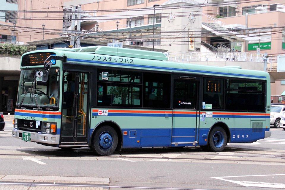 江若交通 い101