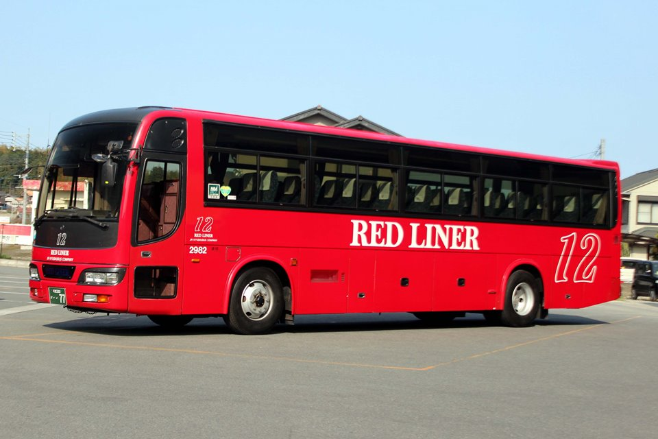 JR九州バス 644-2982