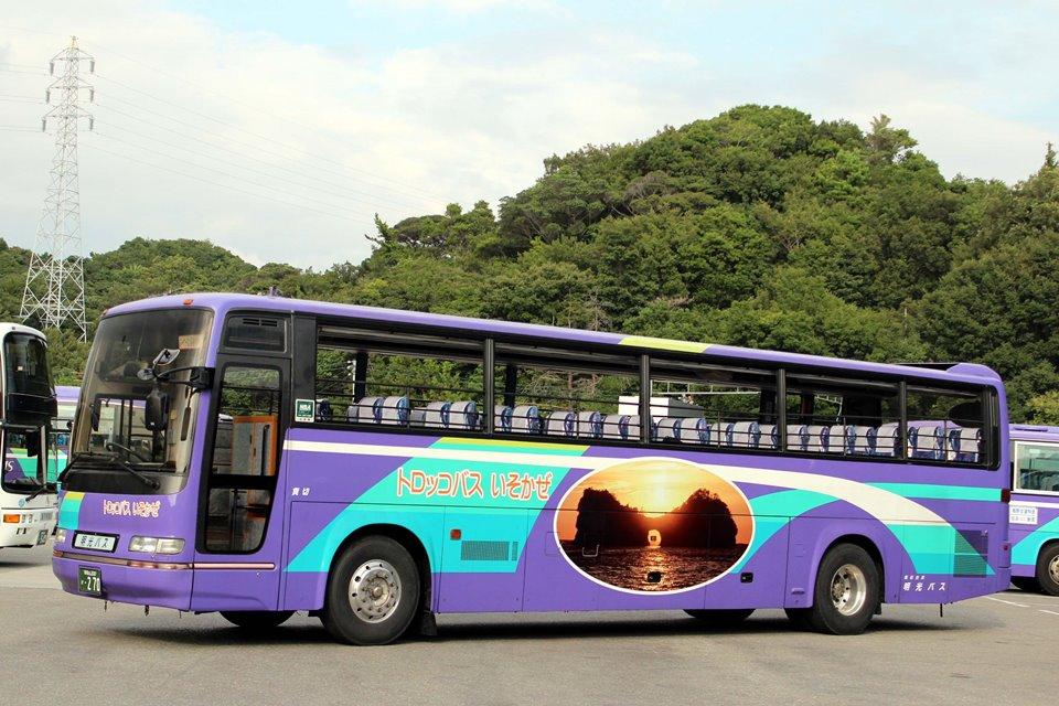 明光バス か270