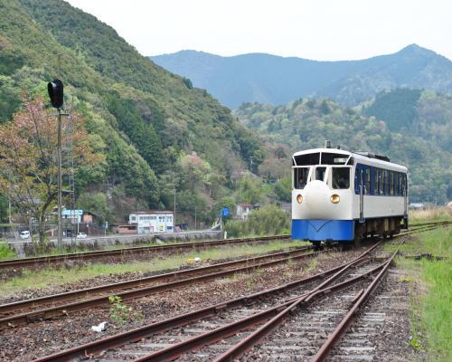 須崎から鉄道ホビートレイン