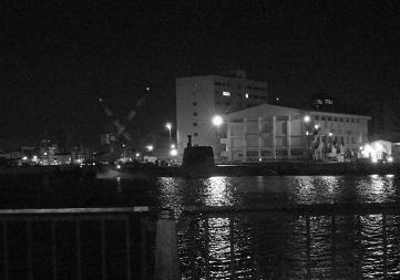 夜の横須賀1