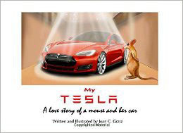 My Tesla: A Love story of a mouse and her car