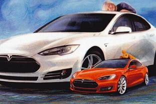 My Tesla その5