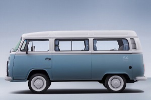 VW Kombi Last Edition 2