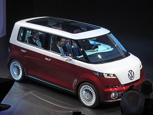 VW New タイプ2コンセプトBulli