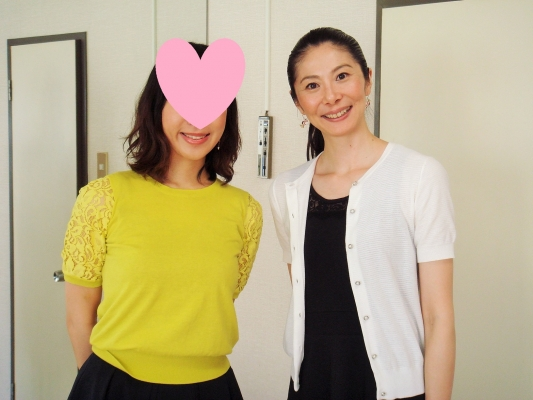 桜 美月松山レッスン