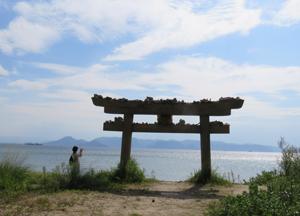 つつじ荘バス亭blog01