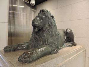三越ライオンblog01