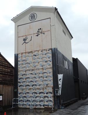 魚屋町の鉾格納庫blog01