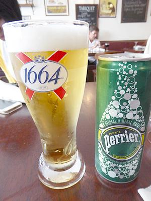 ビールは1664