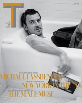 T The New York Times Style Magazine - September 13, 2015