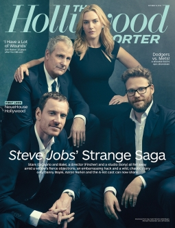 THE Hollywood REPORTER - October 16, 2015