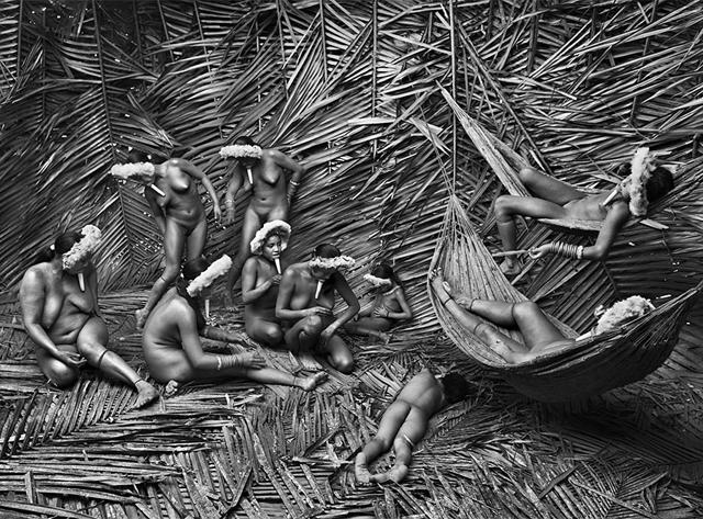 bw アマゾンのゾエ族, ブラジル 2009
