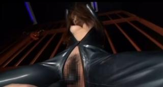 巨乳女捜査官初音みのり電マ責め画像