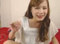【自慰行為 無修正動画】adaruto 天然娘のライブチャット配信!!どんどん過激にエスカレートしていく・・・