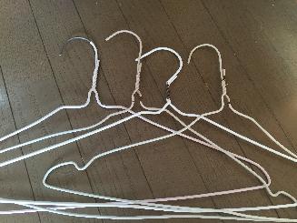 洗濯物用ハンガー