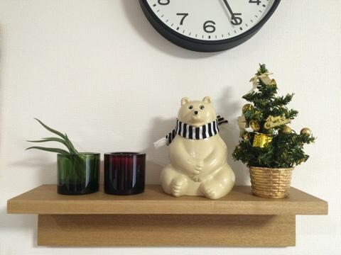 無印良品 壁に付けられる家具 飾り棚 北欧雑貨 ディスプレイ 北欧インテリア クリスマス KIVI マリメッコ リサラーソン ダイソー