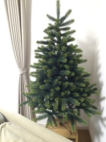 RS GLOBAL TRADE/PLASTIFLOR グローバルトレード社 クリスマスツリー Christmas 120cm 北欧インテリア クリスマスツリー飾り付け