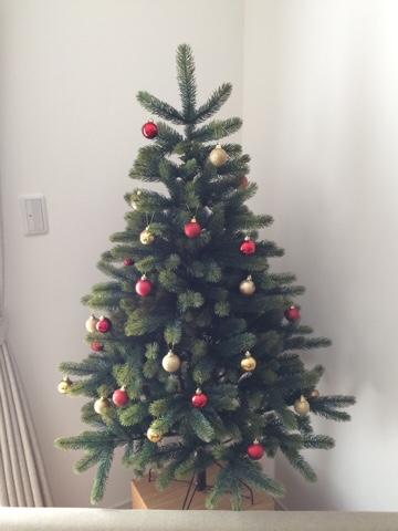 RS GLOBAL TRADE/PLASTIFLOR グローバルトレード社 クリスマスツリー Christmas 120cm 北欧インテリア クリスマスツリー飾り付け 100円ショップ オーナメント