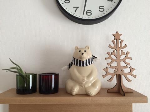 無印良品 壁に付けられる家具 飾り棚 北欧雑貨 ディスプレイ 北欧インテリア クリスマス KIVI マリメッコ リサラーソン