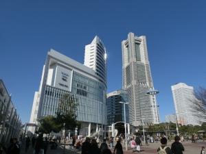 横浜のイメージ。