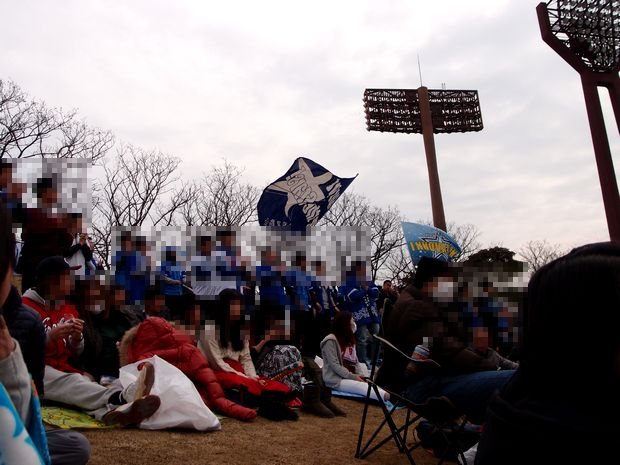 福山市民球場①