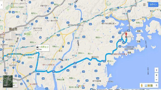 MAP(太平山)
