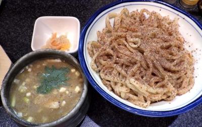 烈志笑魚油 麺香房 三く つけ全粒粉
