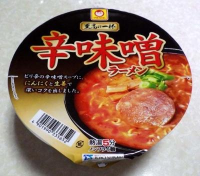 3/15発売 至高の一杯 辛味噌ラーメン