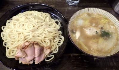 綿麺 フライデーナイト Part106 (16/3/25) 塩つけ麺(団子入り)