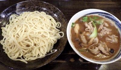 綿麺 フライデーナイト Part107 (16/4/8) 豚しゃぶ味噌つけ麺