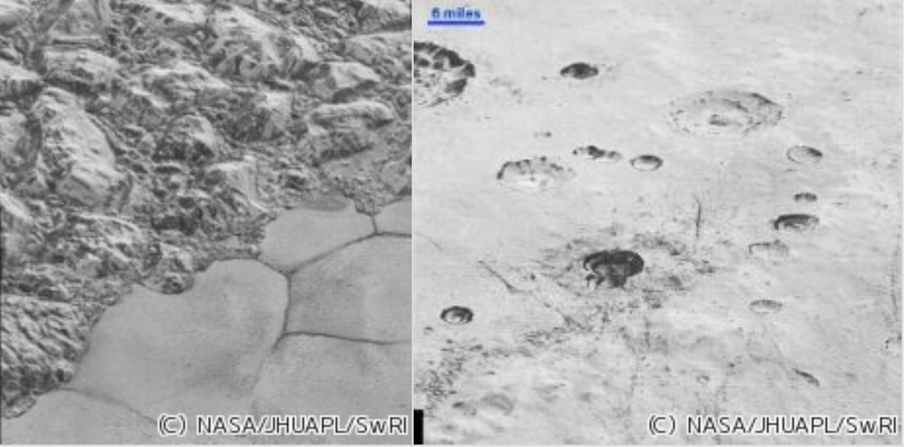 冥王星スプートニク平原