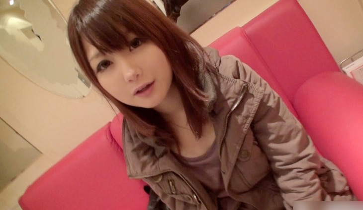 【歩美22歳フリーター】マジ軟派、初撮。100in新宿チームN【ナンパTV】