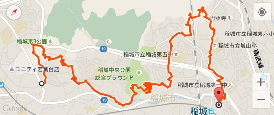 track160320若葉台>稲城駅(横)1200-500