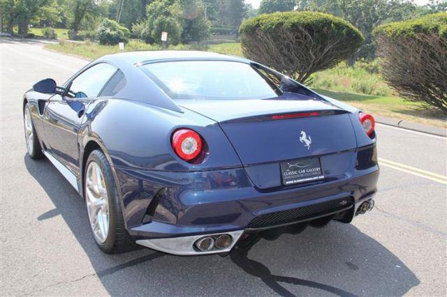 Ferrari 599 GTB Fiorano GT Speciale