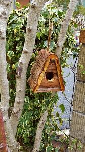 シンプル巣箱
