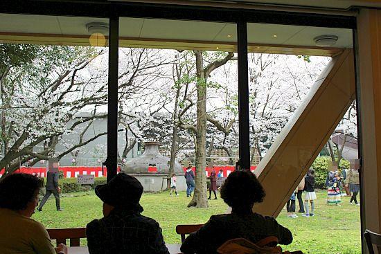 s-ビール園&桜3IMG_0813