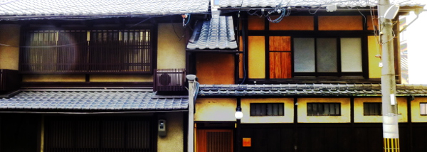 富小路の家