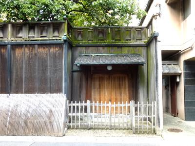 姉小路の家