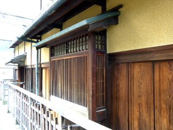 富小路蛸薬師の家
