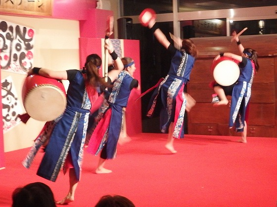 160201琉球舞踊とエイサー-3