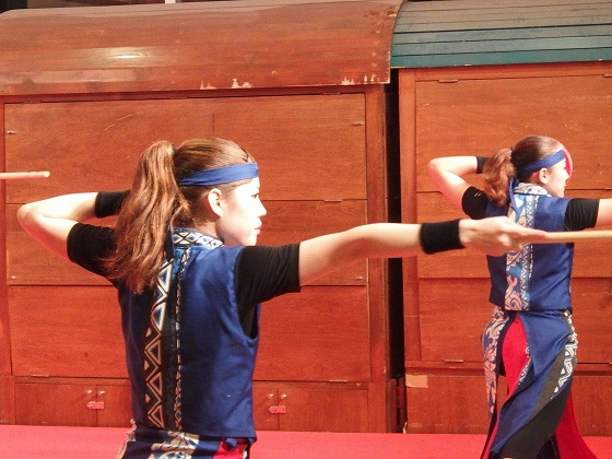160201琉球舞踊とエイサー-4
