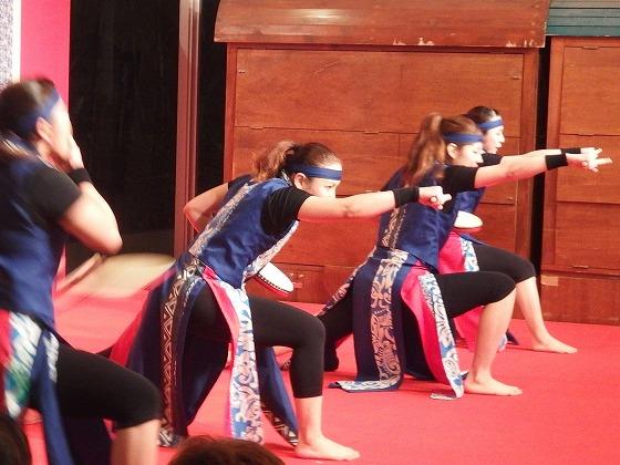 160201琉球舞踊とエイサー-7