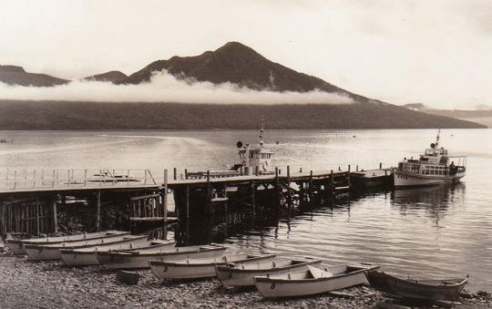 650820支笏湖と風不死岳-2