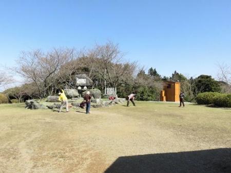女山竹屋の桜 134