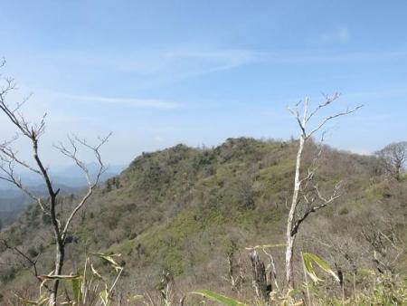 釈迦岳 055