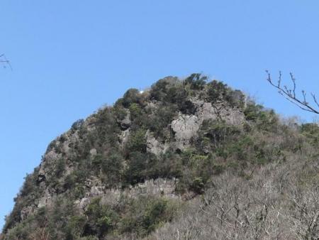釈迦岳 052