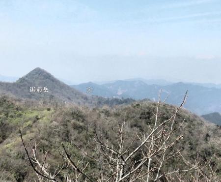 釈迦岳 082