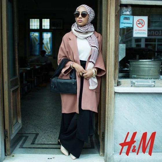 H&M ムスリムコレクション