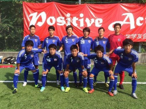 2015年度(第38回)中国大学サッカーリーグ 第13節(2015:10:4 日)